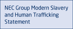 NEC Group Statement for UK Modern Slavery Act 2015