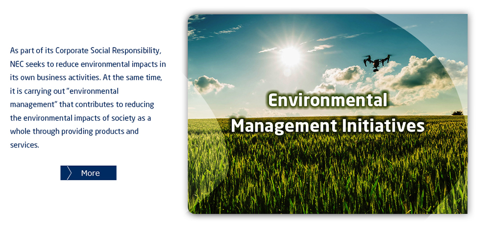 Environmental Management Initiatives