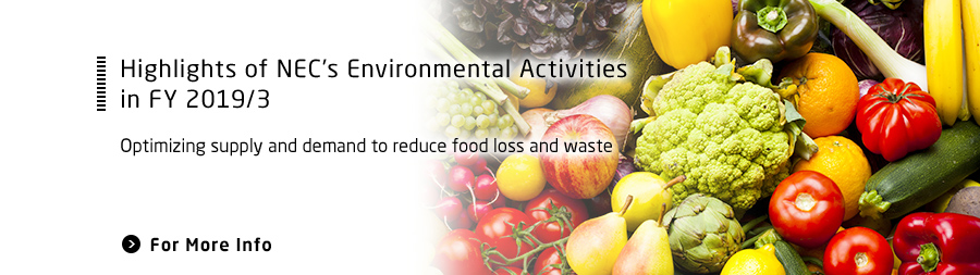 Optimizing supply and demand to reduce food loss and waste