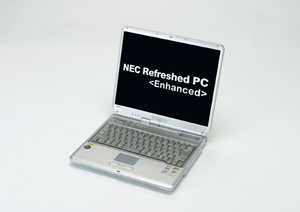 NEC Refreshed PC