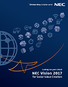 NEC Vision 2017 for Social Value Creation