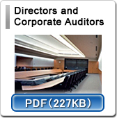 Directors and Corporate Auditors