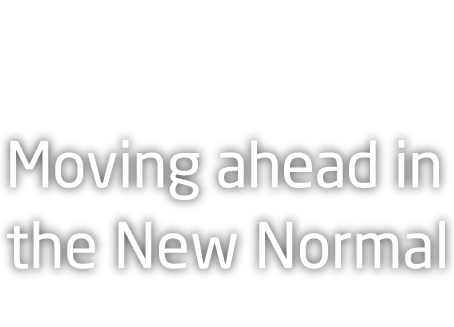 Moving ahead in the New Normal
