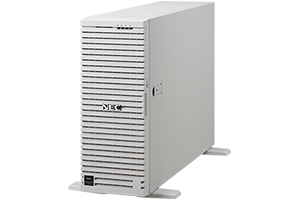 NEC Express5800/T120h Tower Server