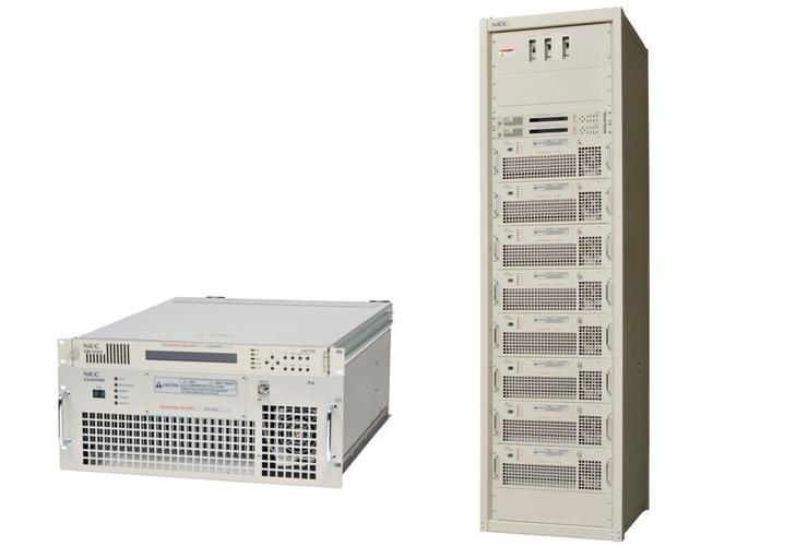 DTL-20 Series: Low/Medium-Power Digital VHF TV Transmitter: Transmitters |  NEC