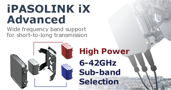 iPASOLINK iX Advanced