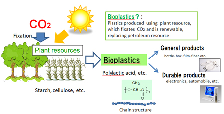 Bioplastics for Electronic Equipment: Featured Technologies