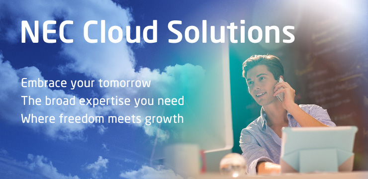 Image: NEC Cloud Solutions