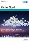 White paper : Carrier Cloud