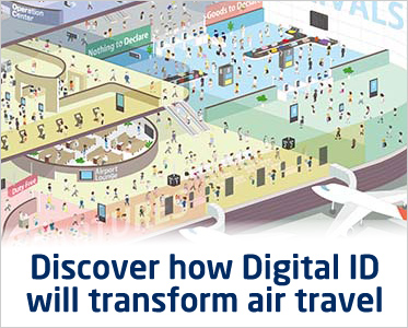 Discover how Digital ID will transform air travel