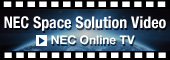 NEC Space Solution Video NEC Online TV