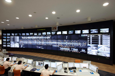 Nec Provides Traffic Control System For The Shin Tomei