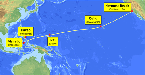 Sea Us Map Configuration